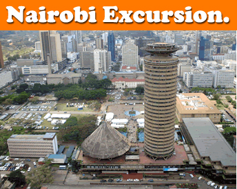Nairobi Excursion!